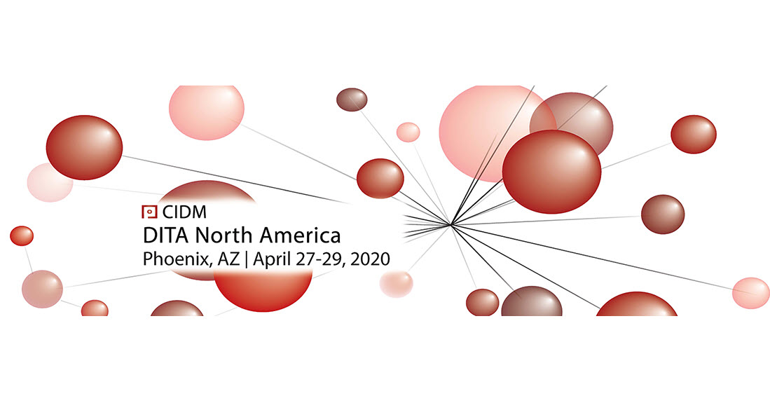 22nd Annual DITA North America Conference